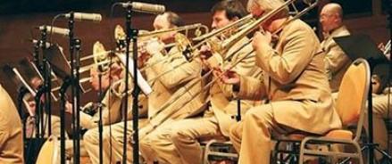 В Москве состоялся юбилейный концерт джазового оркестра имени Лундстрема