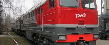 В Мытищах разработали уникальный дизель-поезд