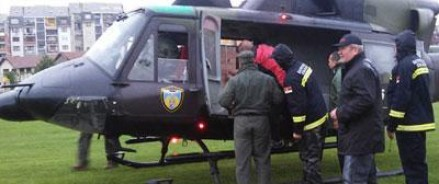 Российские спасатели эвакуировали ив Сербии порядка 3000 тысяч потерпевших