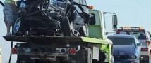 В Техасе обворовывают попавшие в ДТП машины