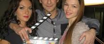 Юлия Такшина снялась вместе с Артемом Ткаченко в украинском телесериале