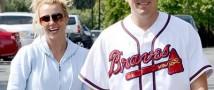 Бритни Спирс рассталась со своим бой-френдом Дэвидом Лукадо
