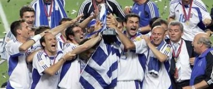 Греческие футболисты отказались от премиальных в пользу создания спортивного центра