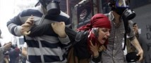 В Анкаре полиция в ходе митинга задержала 150 человек