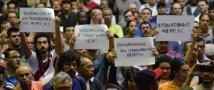 В Бразилии работники аэропортов объявили о забастовке