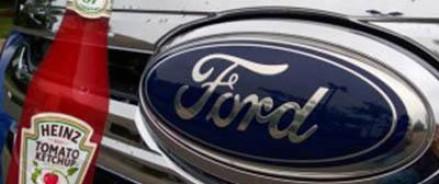 Ford и Heinz могут начать производство деталей для авто из природных материалов