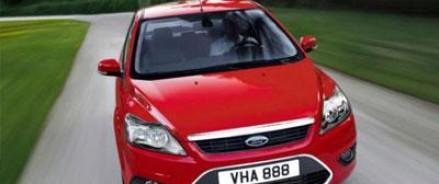 В России начали собирать новую модель «Ford Focus»