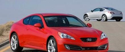 С российского рынка исчезла Купе Hyundai Genesis
