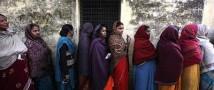 Индийская полиция обвиняет трехлетнюю девочку в разбойном нападении