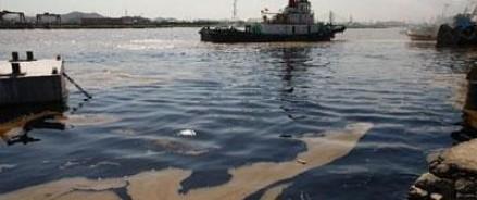 В США 30 тонн нефти вылилось в реку в штате Колорадо