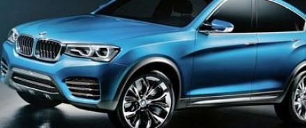 Объявлены цены на новый «BMW X4»