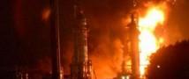 В Нидерландах была погашен пожар на заводе «Shell»
