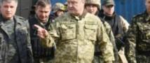 Порошенко объявил временное перемирие на востоке Украины