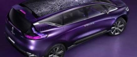 Renault выпускает модель для премиум-сегмента