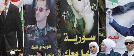 Башар Асад стал президентом Сирии