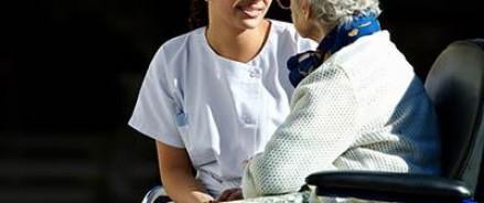 В Швейцарии обитателям домов престарелых помогают сексуальные ассистенты