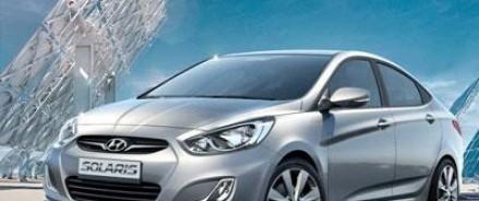 В Санкт-Петербурге началось производство обновленного «Hyundai Solaris»
