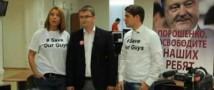 В Москву вернулись захваченные журналисты «Звезды»