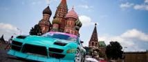 Российская Дрифт Серия примет участие в Moscow City Racing 2014