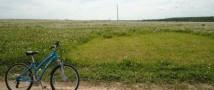 Сыроед Роман Курзенев за семь лет планирует совершить кругосветное путешествие на своем велосипеде