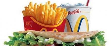 В России могут запретить некоторые блюда McDonald's