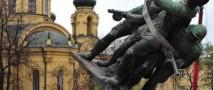 Россия возмутилась тому, что в Польше был снесен мемориал советским воинам