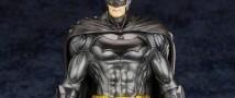 Новую фигурку Бэтмена создал японский разработчик игр