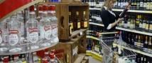 Алкоголь может пропасть с витрин российских магазинов