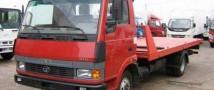 Жительница Тулы разделась, пытаясь спасти авто от эвакуации
