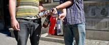 В одном из латвийских городов появилась новая услуга- алкоголь на прокат