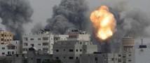 В следствии авиаударов Израиля по сектору Газа погибло более 120 человек