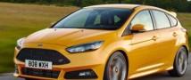 Ford представил новый «заряженный» автомобиль — Focus ST