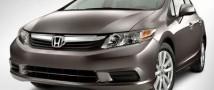 В РФ поступил в продажу седан Honda Civic 4D 2014-го модельного года