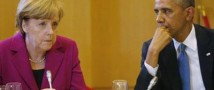 Обама и Меркель впервые поговорили после скандала со шпионажем