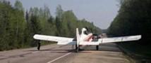 В США легкомоторный самолет врезался в грузовик