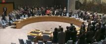 В Совбезе ООН была принята резолюция по сбитому «Boeing 777»