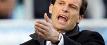 Новым тренером «Ювентус» стал Массимилиано Аллегри