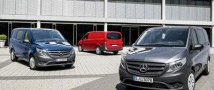 «Mercedes-Benz» представил новый «Vito»