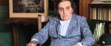 Самобытная художница Екатерина Серебрякова скончалась в столицы Франции на 102-м году жизни