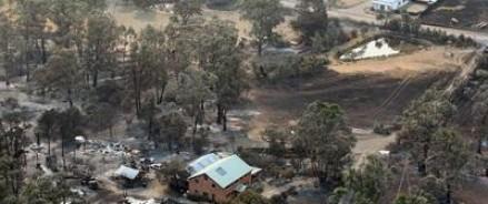 Пожары в Австралии, устраиваемые местными аборигенами, полезны для экосистемы