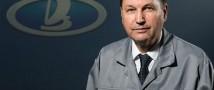 Бу Андерссон, глава «АвтоВАЗ», пересел на «LADA Largus VIP»