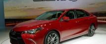 В Москве представят новую версию «Toyota Camry»