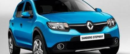 На московском автосалоне представят новый «Renault Sandero»