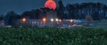 Ночью на 11-е августа жители планеты Земля смогут наблюдать уникальное природное явление — суперлуние