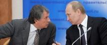 Правительство РФ рассмотрит вопрос об отказе доллара при расчете за экспорт нефти и газа