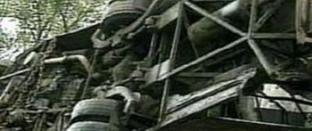 Авария автобуса во Владивостоке закончилась относительно благополучно