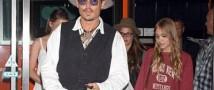 Дочь Джонни Деппа снимется вместе с отцом в кино