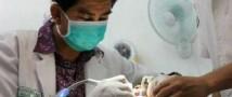 Подросток из Индии лишился более 230-ти зубов