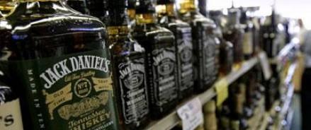 Силами Роспотребнадзора в «Jack Daniel's» было найдено средство от клещей