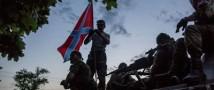 Украинские силовики, попавшие в окружение, начали переговоры о сдаче